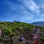 2018-07 富士山登山 〜初日 ついにやってきた!