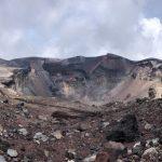 2018-07 富士山登山 2日目〜お鉢巡りで山頂泊