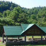 2016-06 道民の森・一番川キャンプ場 携帯圏外